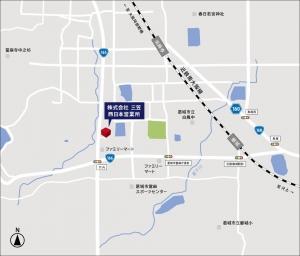 map nishinihon